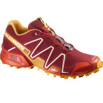 Salomon speedcross 3 flea tomato red