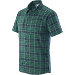 Salomon royan ss shirt m big blue x shadyglade green