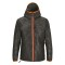 Peak performance m s black light down liner hooded jacket skiffer